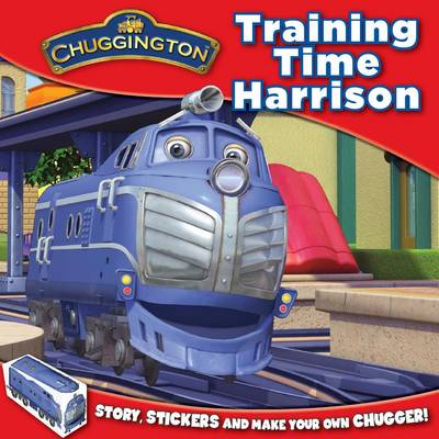 Chuggington - Training Time Harrison by