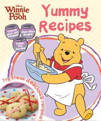 Pooh's Yummy Cookbook by