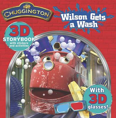 Chuggington Picture Storybook by