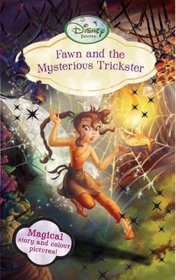 Disney Chapter Book - Fawn and the Mysterious Trickster by