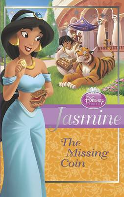 Disney Chapter Book - Jasmine by