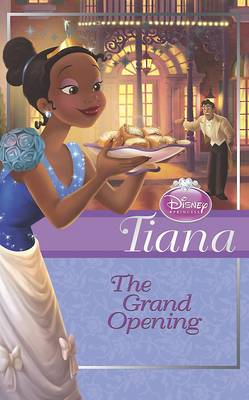 Disney Chapter Book - Tiana by