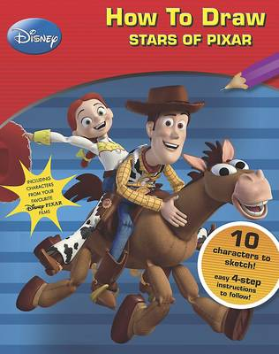 How to Draw Stars of Pixar by