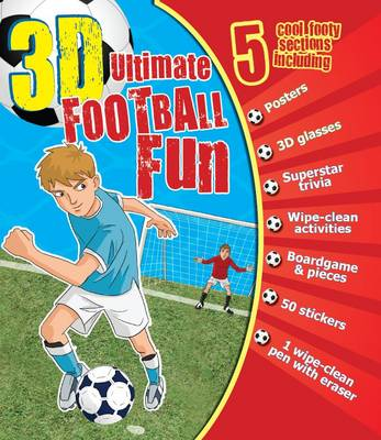 3d Ultimate Football Fun by
