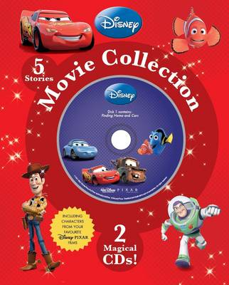 Disney Movie Collection by Pixar Disney
