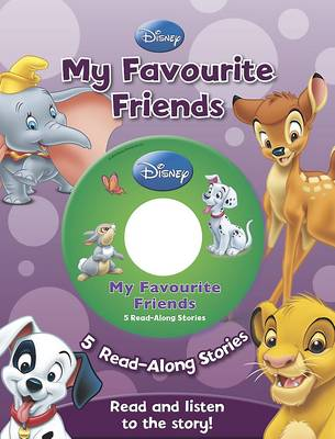 Disney Friends 5 Book Slipcase by