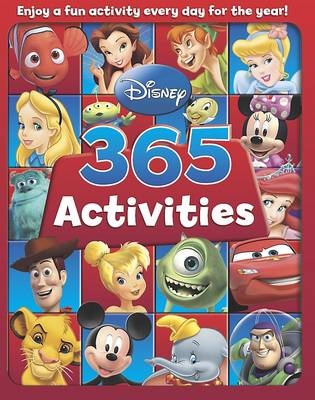 Disney 365 Activities by