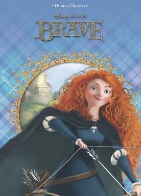 Disney Brave Classic Storybook by Elle D Risco