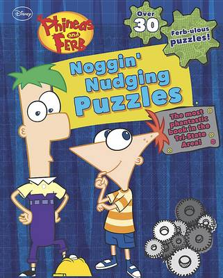 Phineas and Ferb Activity Pad by