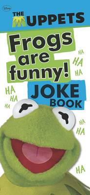 Frogs are Funny! Joke Book by