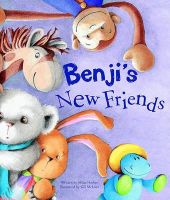 Benji's New Friends by