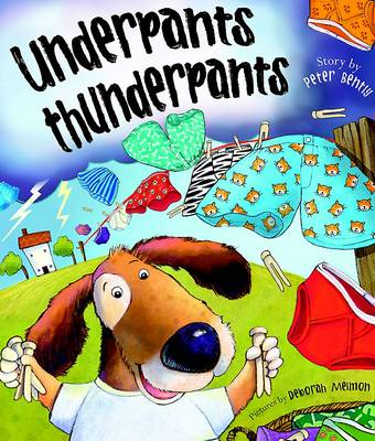 Underpants Thunderpants by