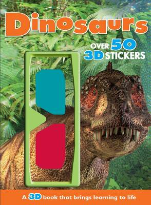3D Readers - Dinosaurs by