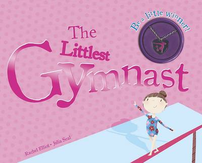The Littlest Gymnast - Storybook and Charm by