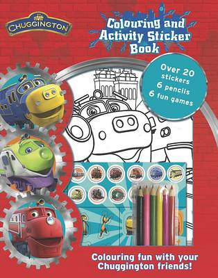 Chuggington Colour and Activity by