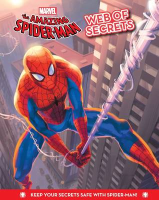 Marvel Spider Man Book of Secrets by