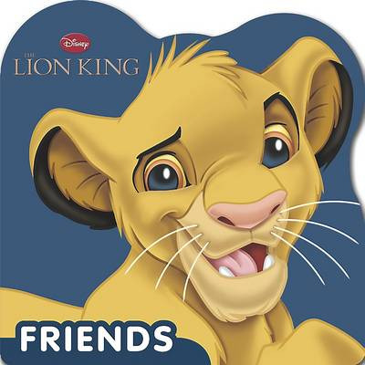 Disney Mini Character - Simba by