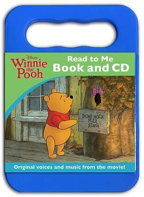 Disney Winnie-the-Pooh Movie Read to Me Book & CD by