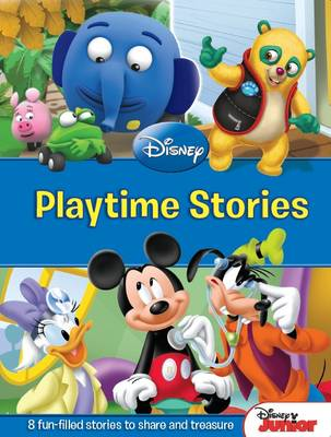 Disney Mega Treasury - Junior Playtime Stories by