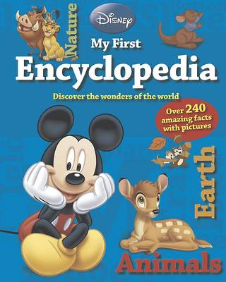 Disney My First Encyclopedia by
