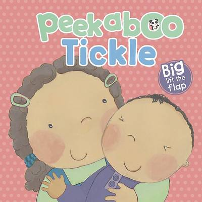 Tickle - Peekaboo Lift-the-Flap Book by