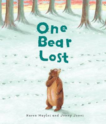 One Bear Lost by