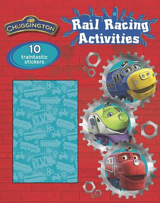 Rail Racing Activities Chuggington Activity Book by