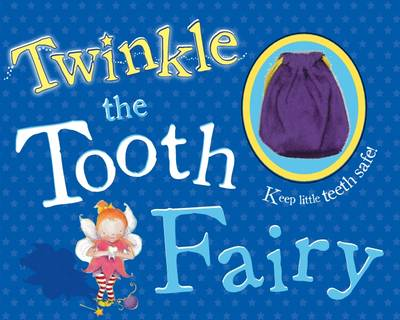 Twinkle the Toothfairy - Storybook and Charm by