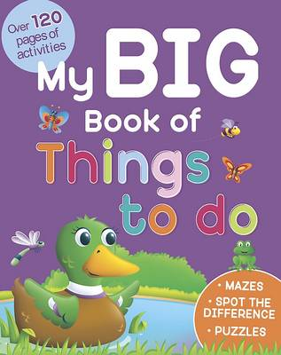 My Big Book of Things to Do by