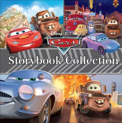 Disney Cars Storybook Collection by