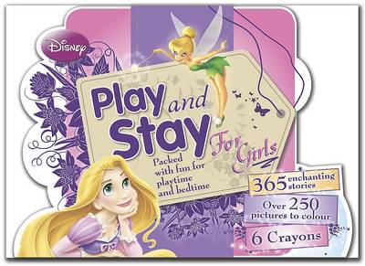 Disney Girls Play and Stay Case by