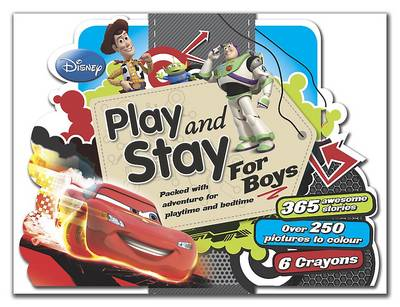 Disney Boys Play and Stay Case by