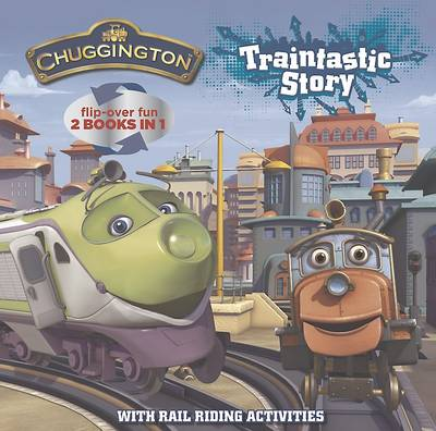 Chuggington Traintastic Story/Chug-a-Sonic Activities by