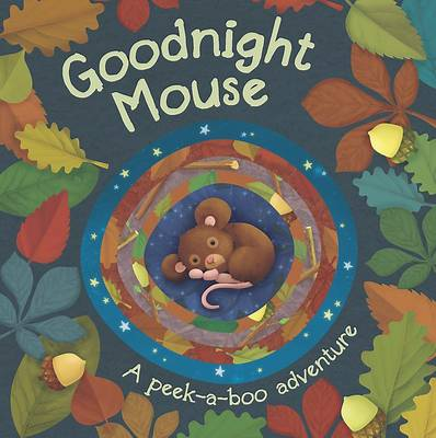 Goodnight Mouse Peekaboo Board Book by
