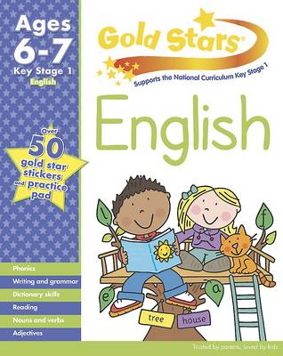 Gold Stars KS1 English Workbook Age 6-8 by