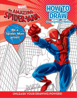 Marvel How to Draw Activity by