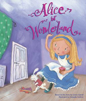 Alice in Wonderland Storybook by