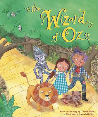 Wizard of Oz Storybook by