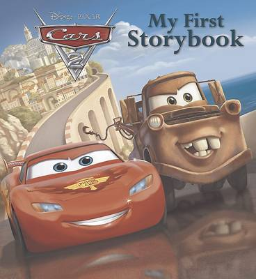 Disney Cars 2 - My First Storybook by