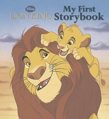 Disney Lion King - My First Storybook by