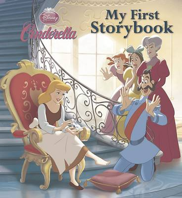 Disney Cinderella - My First Storybook by