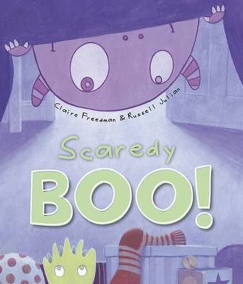 Scaredy Boo A Children's Picture Book by