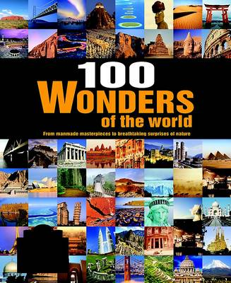 100 Wonders of the World Gift Folder and DVD by