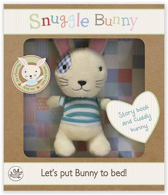 Snuggle Bunny Let's Put Bunny to Bed! by