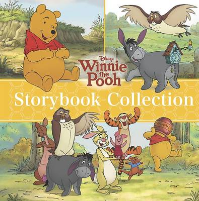 Disney Winnie the Pooh Storybook Collection by