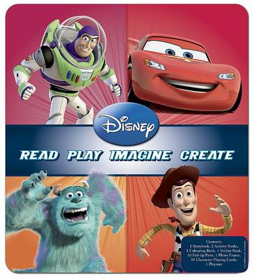 Disney Pixar Tin by