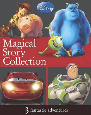 Disney Pixar Magical Story Collection by
