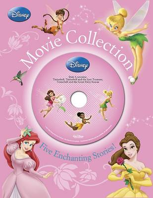 Disney Movie Collection for Girls by