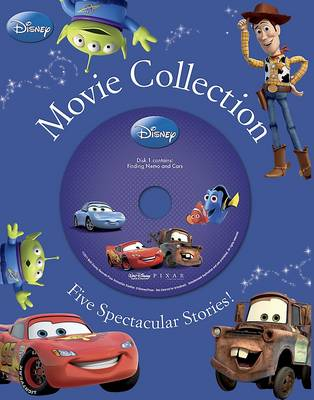 Disney Movie Collection for Boys by