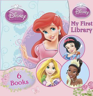 Disney Princess Large Library by